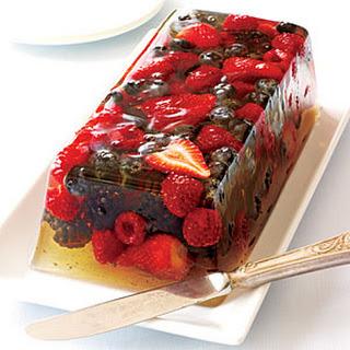Very Berry Gelatin.
