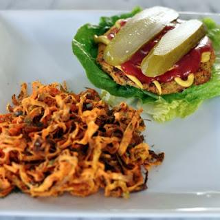 Paleo Vegan Gluten Free Veggie Burgers