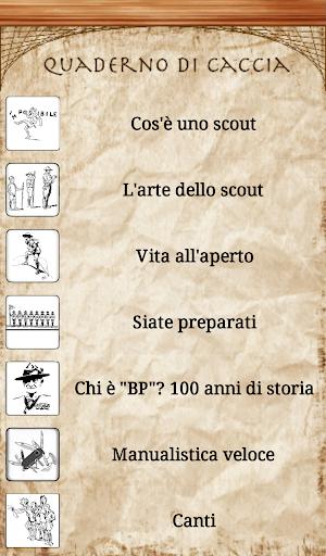 Quaderno di caccia