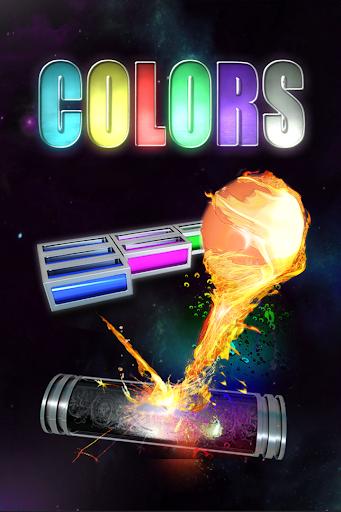 Colors ブロック崩し