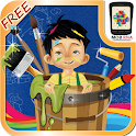Kids Paint And Color icon