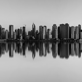 by Rami Asaad - Black & White Buildings & Architecture