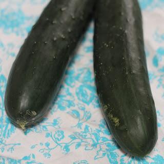 Cucumber Sunomono Recipe
