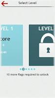 Screenshot of Flags Logo Quiz