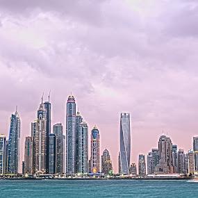 JLT  by Abid Malik - Buildings & Architecture Public & Historical ( jumeirah lake tower, hdr, dubai, jlt, dxb )
