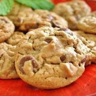 Java Chocolaty Cookies
