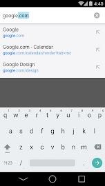 Chrome Browser - Google Screenshot 3