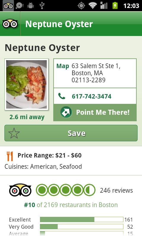 Boston City Guide screenshot #3