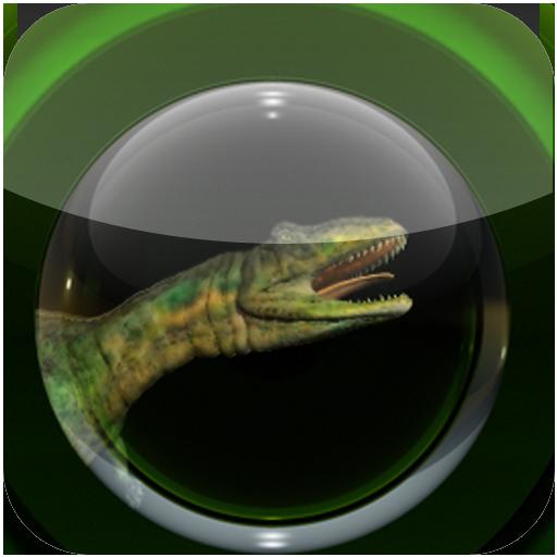 VIDEOTONE恐龍 LOGO-APP點子