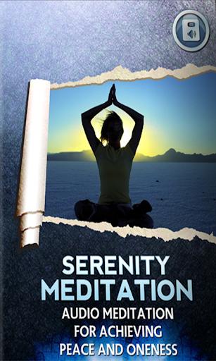 Serenity Meditation Audio