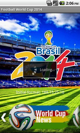 FootBallWorldCup2014