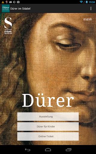Dürer im Städel