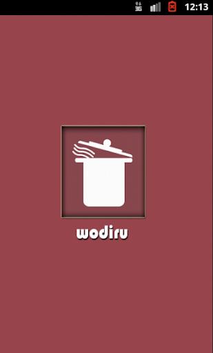 Wodiru Ghana Recipes