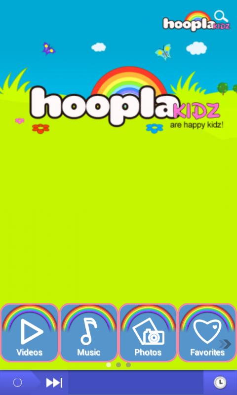 HooplaKidz - screenshot