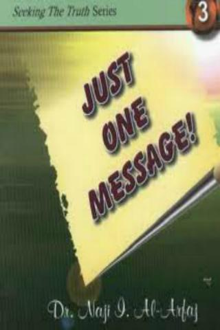 Just One Message
