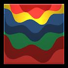 Color Twirl Live Wallpaper icon