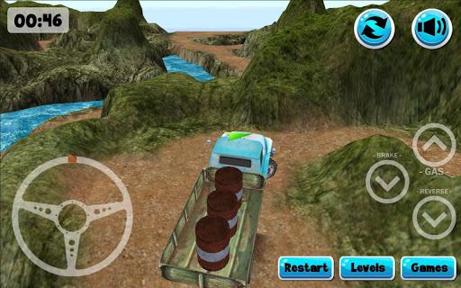 【免費休閒App】Truck Delivery 3D-APP點子