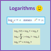 Logarithm/Exponential