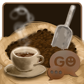 GO SMS Pro Coffee Theme