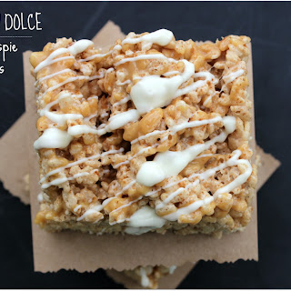 Cinnamon Dolce Rice Krispie Treat