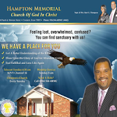 Hampton Memorial COGIC