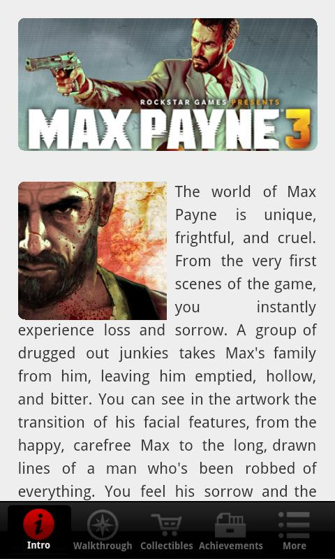Max Payne 3 Awesome Guide - screenshot