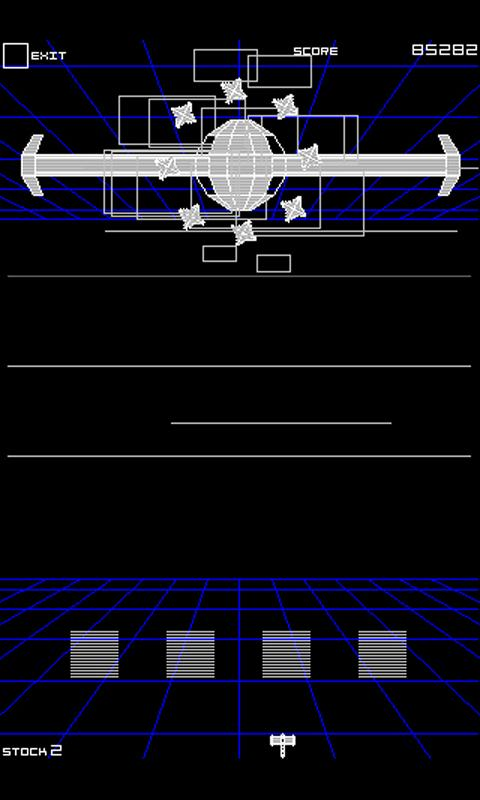 Space Invaders Infinity Gene- screenshot