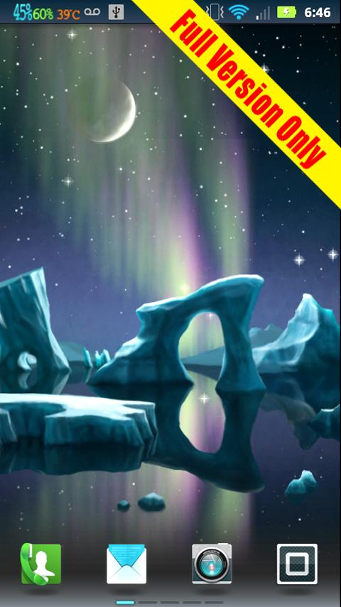 Northern Lights FREE (Aurora) - screenshot