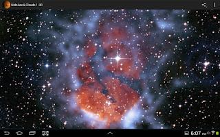 Screenshot of Space Wallpaper Photos