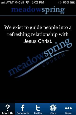 Meadow Spring Church