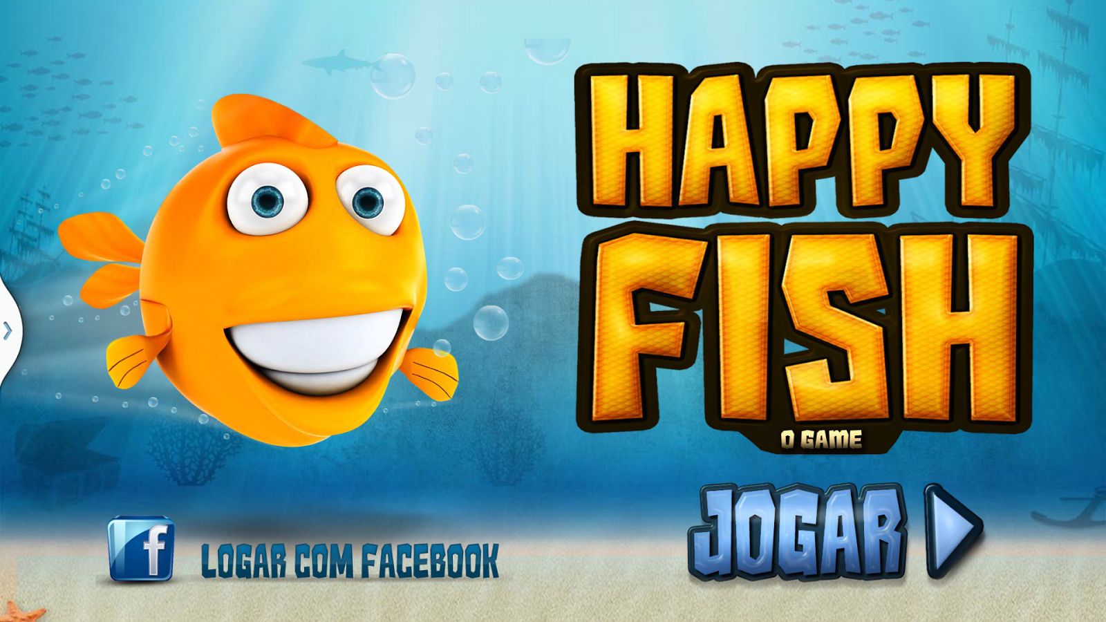Happy Fish - O game- screenshot