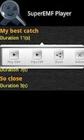 Screenshot of SuperEMF