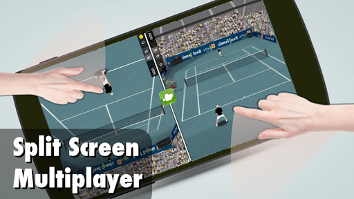 Tennis Champion 3D 1.4 screenshots 4