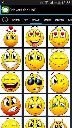 無料通讯Appのメッセージング用ステッカー - 絵文字 sticker|記事Game