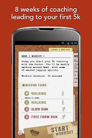 Zombies, Run! 5k Training Screenshot 2