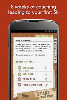 Zombies, Run! 5k Trainingのおすすめ画像2