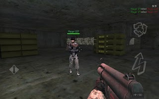 Screenshot of Combat In The Fortress