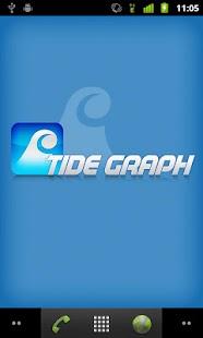 タイドグラフ(釣り、サーフィン、ダイビング、潮汐表、潮時表)- screenshot thumbnail