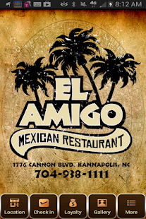 El Amigo Mexican Restaurant - screenshot thumbnail