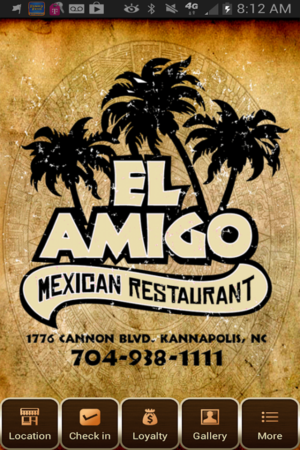 El Amigo Mexican Restaurant - screenshot