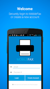 MobileFax- screenshot thumbnail