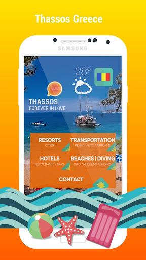 Thassos - Guide for Holidays