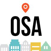 Osaka city guide(maps)