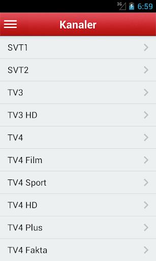 Svensk Gratis TV