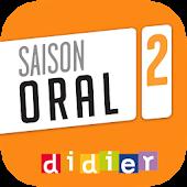 Saison 2 Oral en français A2