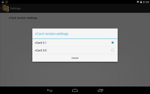 【免費商業App】NFC vCard Editor-APP點子