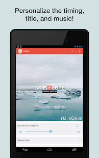 Flipagram - screenshot thumbnail