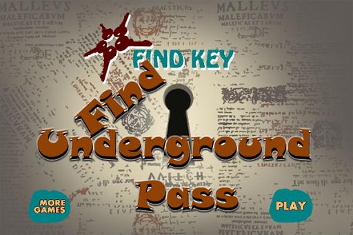 FindUndergroundPass