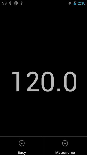 【免費音樂App】點選顯示的BPM計數器-APP點子