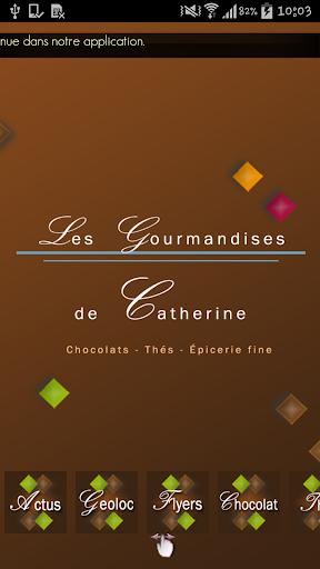 Les Gourmandises de Catherine